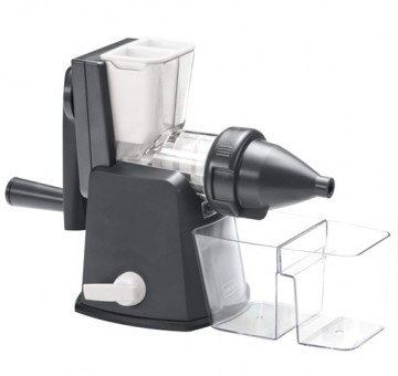 Lurch Slow Juicer, manuell juicer for hvetegress, grønnsaker og frukt