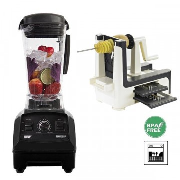 Pakketilbud: RAW X 5300 1.8 HK + Lurch Spiralizer