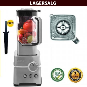 LAGERSALG: RAW Fuel 2 2000W 3.0 HP 2 liter