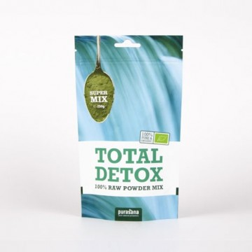 Purasana Total Detox Mix ØKO Rawfood 250g